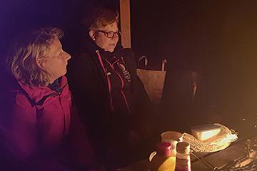 Fågelsångsnatten med KOF, foto Totta Sandberg