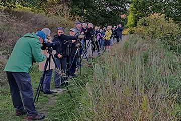 Måndagsexkursion till Hasslarp. Foto Totta Sandberg